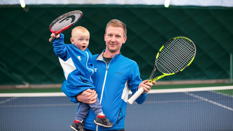 Tenisová školička a Tenisová akademie
