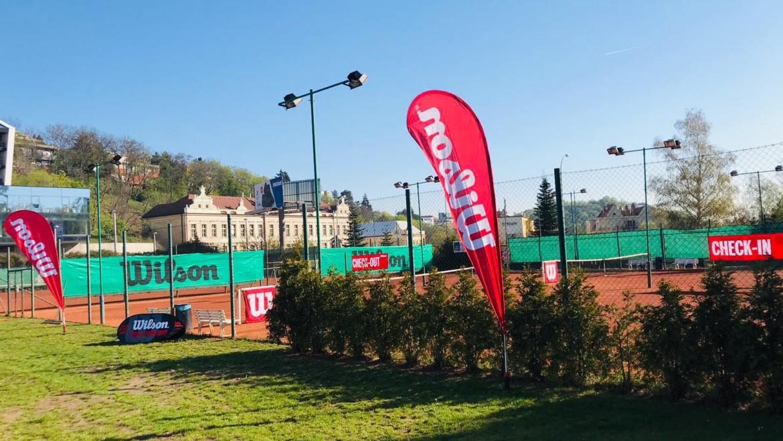 Tenisový turnaj o pohár starosty Prahy 5